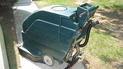 "NOBLES Speed Scrub 2001 20"" WALK BEHIND FLOOR SCRUBBER"