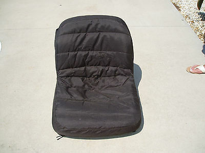 **HEAVY DUTY** High Back Riding lawnmower seat cover(AA1)