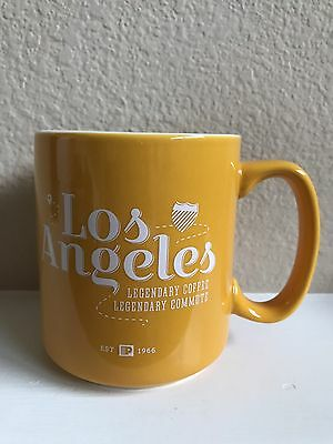 "PEET'S COFFEE ""Los Angeles"" state&city mug $28"