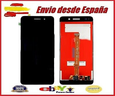 Huawei Y6 II 2 LCD + TACTIL Display Touch  Digitalizador pantalla completa negra