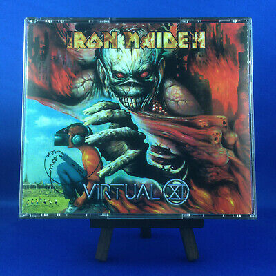 IRON MAIDEN: Virtual XI (ULTRA RARE OUT OF PRINT 1998 JAPANESE 1st PRESSING)