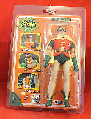 "Batman Classic 1966 TV Series 1 - DC Comics Action Figure 8"" - Robin 2014 DC"