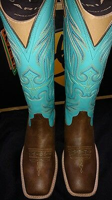 New Ladies Ariat Western Boots Size 10 B