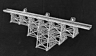 Campbell Scale Models Ho Scale Trestle Tall Timber | Bn | 751