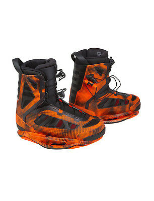 Parks Boot Intuition (Electric Orange)