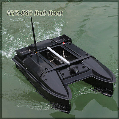 Professional remote control range 500 meters high speed fishing bait boat