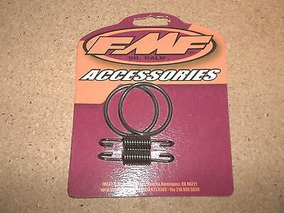 FMF Exhaust O-rings + Pipe Springs Suzuki RM125 RM 125 1997-2007 98 99 00 01 02