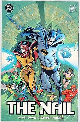 Justice League The Nail #3 (Oct. 1998, DC)