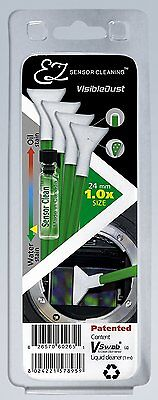 Visible Dust 1.0x Sensor Cleaning Kit (Sensor Clean Solution and 4 Green Swabs)