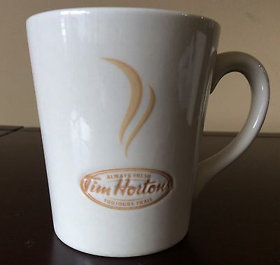 Tim Hortons Coffee Mug Limited Edition No 006 Ceramic Tea Cup Collectible 2006