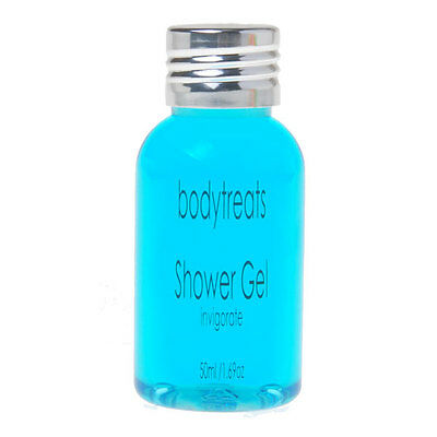 Bodytreats Australia AirBnB Shower Gel 50ml - Box of 25