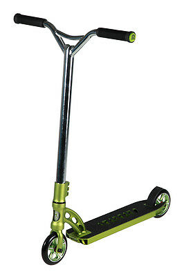 Madd Gear MGP VX5 Extreme Complete Stunt Scooter - Green (Save $139)