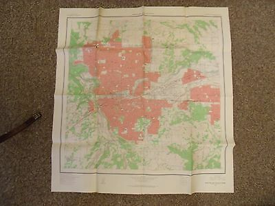 Spokane & Vicinity Map Department of the Interior Geological Survey 1965