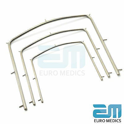 Dental Restorative Rubber Dam Frames Endodontic Surgical Instruments Top Quality