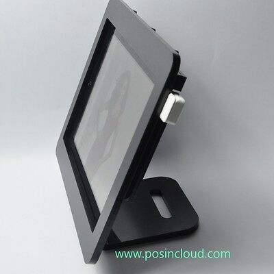 iPad Desktop Stand for Square, PayPal here, Amazon register, ID Tech PayAnywhere