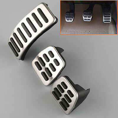 Sport MT Clutch Brake Pedal Interior for VW Golf Jetta MK4 Bora Polo Beetle