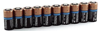 cr123 pile lithium photo 10 piece cr123a OEM Bulk 3v Duracell ultra DLC 2024
