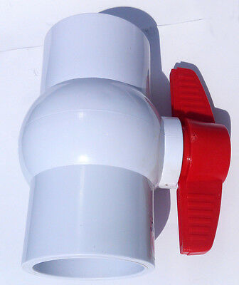 2 inch Non-Union Ball Valve,2 ball valve for pipin system  Slip Pool & Spa