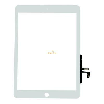 iPad Air Touch Screen Glass Digitizer Assembly Replacement White