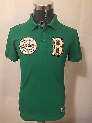 MLB Boston Red Sox 95cm/SML** Green Monster Embroidered Polo