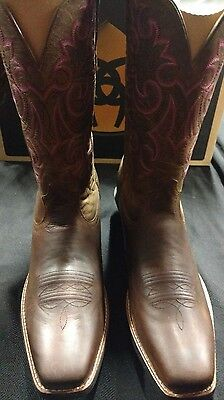 New Ladies Ariat Western Boots Size 11 B