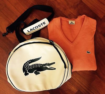 Set Tennis - Borsa e Golf Lacoste