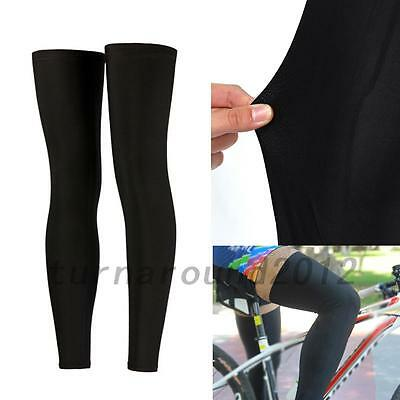 Portable Bicycle Cycling Outdoor Sports Leggings Leg Sleeve For Men Woman