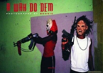 A Wah Do Dem Boogie Hardback New Book Free UK Delivery