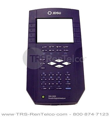 JDSU SDA5000  Stealth Digital CATV Sweep Analyzer