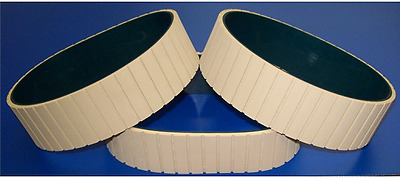 99000-133  Main Feed Belt,Grooved for use on Sure-Feed models