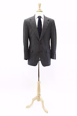 NWT Brooks Brothers Mens 100% Wool 2-Button Houndstooth Sport Coat Blazer Jacket