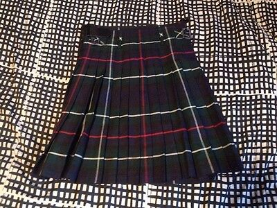 Scottish Kilt Designed In Scotland Authentic Woven Tartan