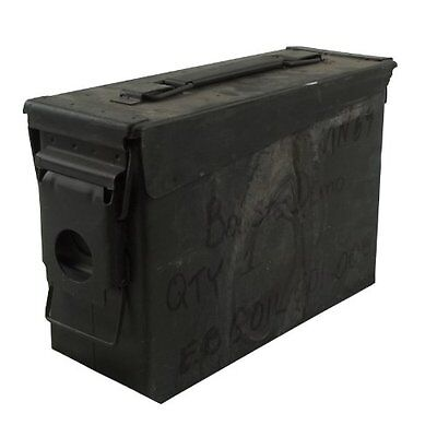 .30 Caliber Ammo Can, Military Surplus, Grade 2 (2 Pack)