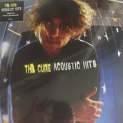 The Cure -  ACOUSTIC HITS 2 x VINYL LP  2017 - NEW AND SEALED