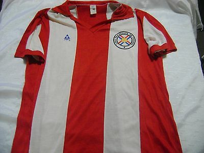 the latest 2616d 0b114 OLD SOCCER JERSEY Paraguay Puma orig. - $39.00   PicClick