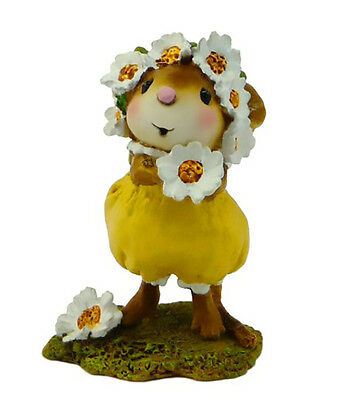 DAISY CHAIN by Wee Forest Folk, WFF# M-396, Yellow, Retired Color