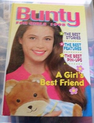 Bunty Annuals for Girl's 1998