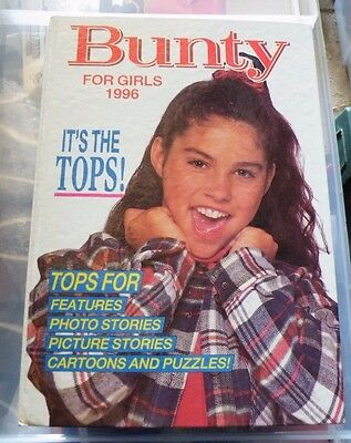 Bunty Annuals for Girl's 1996