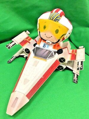 Hallmark Itty Bitty Luke Skywalker X-Wing Pilot Star Wars May 4th Special Ed NEW