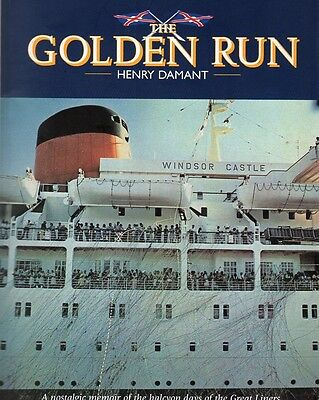 UNION CASTLE Windsor Pendennis Transvaal British Empire Ocean Liner History Book