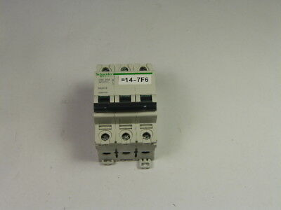 Schneider Electric MGN61332 3-Pole Circuit Breaker C60 20A ! WOW !