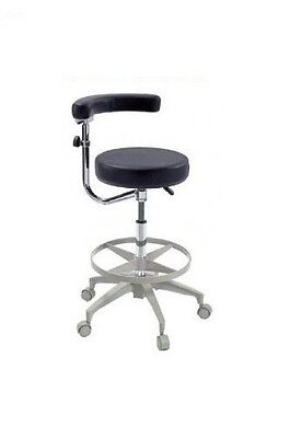 Dental Assistant Stool NEW, Black