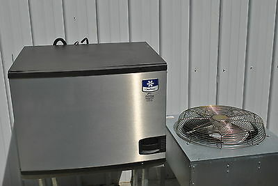 2015 MANITOWOC 1Y0696N-261 REMOTE ICE MACHINE HEAD with REMOTE CONDENSER 642lbs