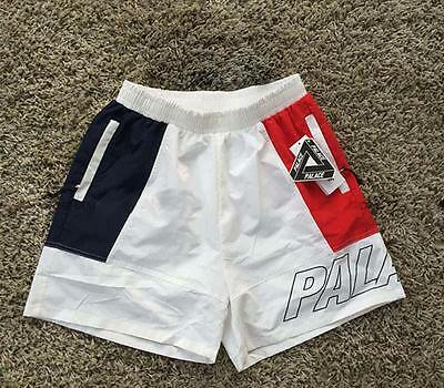 2017 New PALACE Unisex Men's Color Matching Sport Casual Fashion Pants Shorts