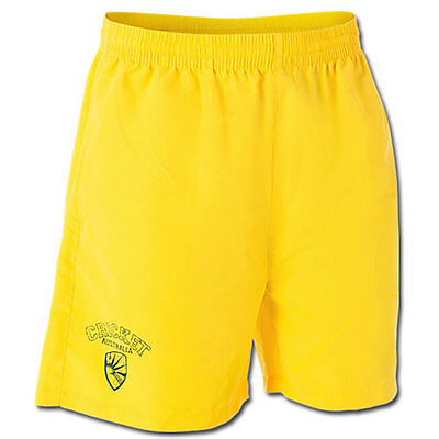 "Cricket Australia 2016 5"" Shield Shorts - Adult - 2XL"