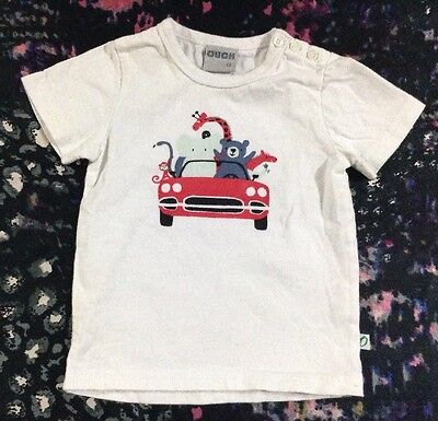 OUCH Baby Boys T Shirt Size 0