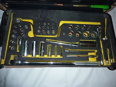 Kipper Tool Box With Tools General Mechanics