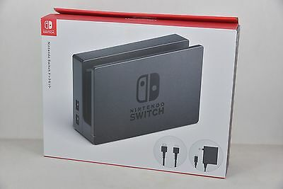 Nintendo Official Switch TV Dock Set for Switch System (HK 3 Pin ,NO CONSOLE)