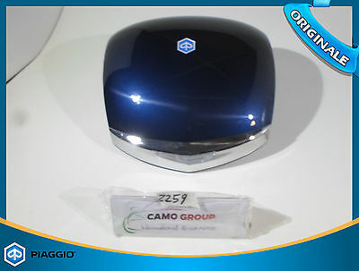 Cover Per Bauletto Top Box Cover Originale Piaggio Beverly Cruiser Blu Midnight