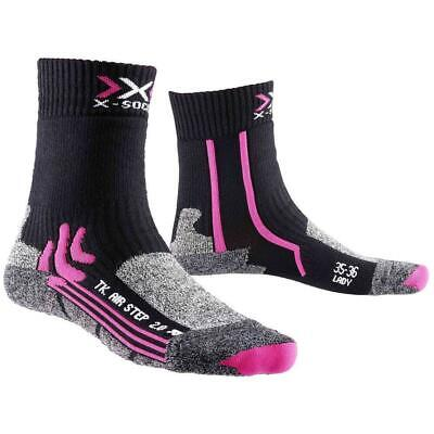 X-Socks TREKKING AIR STEP 2.0 LADY Trekkingsocken Damen Wandersocken Strümpfe